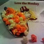 Popcorn Monkey Apron