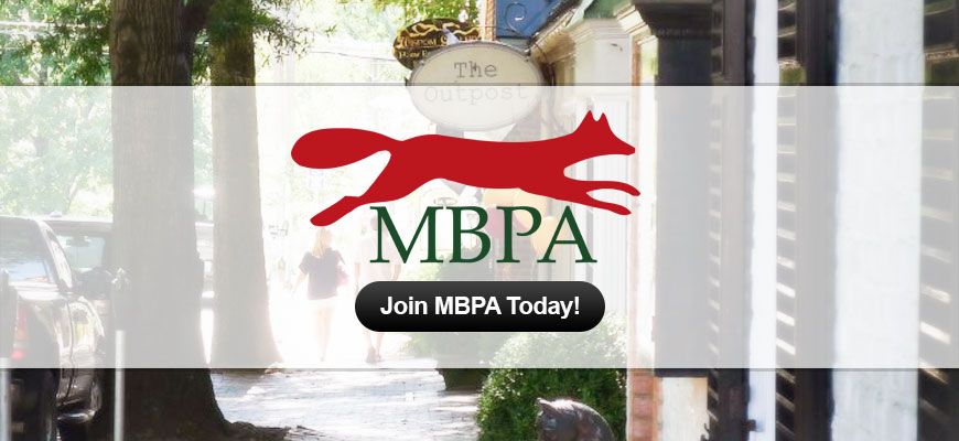 Join MBPA Today