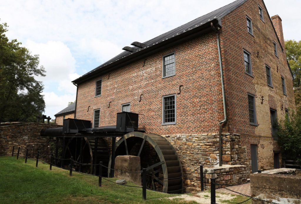 Aldie Mill Historic Park Middleburg VA