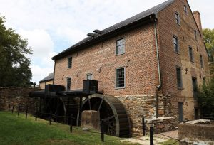 Aldie Mill Historic Park Middleburg VA