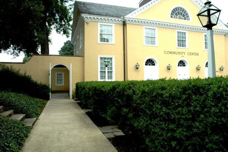 Middleburg Community Center VA