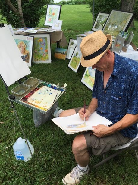 Art in the Burg Middleburg VA