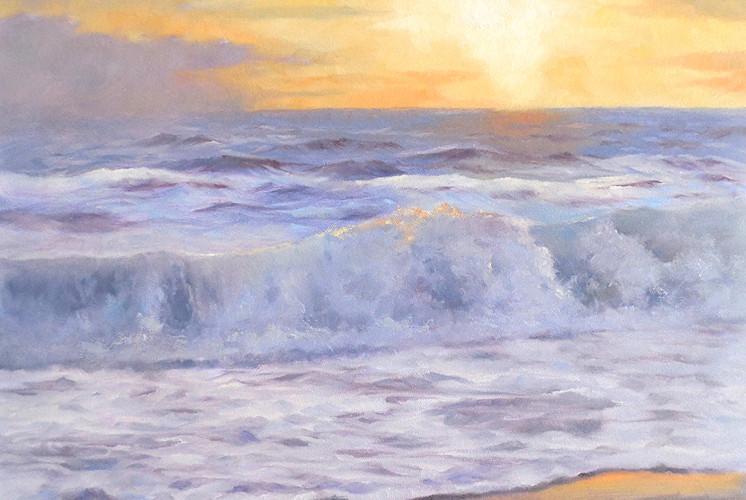 Carmen Beecher: Fall Sunrise -- Middleburg