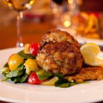 Red Fox Inn Dining-CrabCakes-Middleburg VA