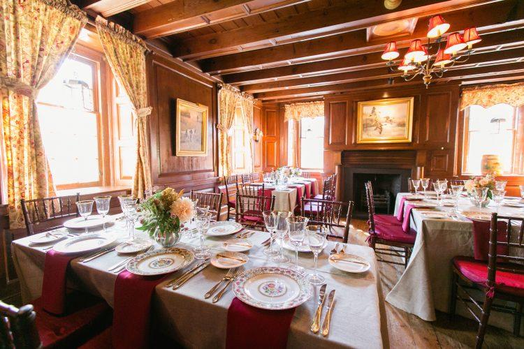 Red Fox Inn Wedding Middleburg VA
