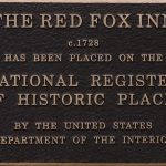 National Register of Historic Places Red Fox Inn Middleburg VA