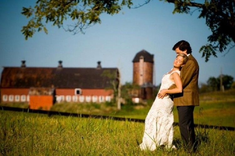 Goodstone Inn Middleburg VA wedding