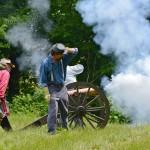 Civil War reenactment Middleburg VA