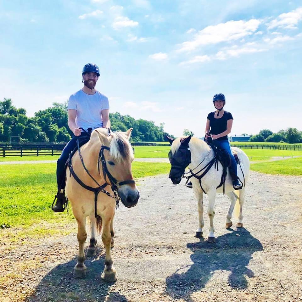 horse ride Salamander Resort Spa Middleburg VA