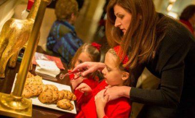 Christmas Eve Brunch Salamander Resort Middleburg VA