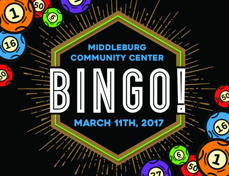 Middleburg Community Center Bingo VA