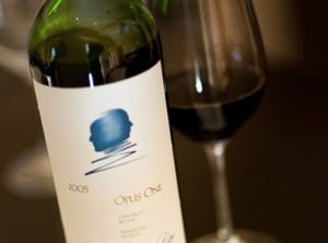 Opus One Wine Dinner Goodstone Inn and Restaurant Middleburg VA