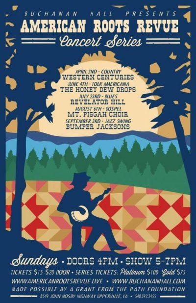 American Roots Revue Buchanan Hall