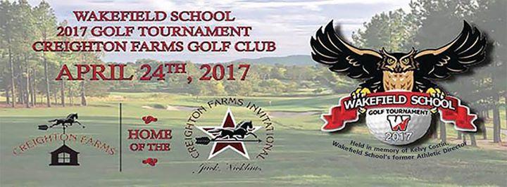 Wakefield School Golf Tournament