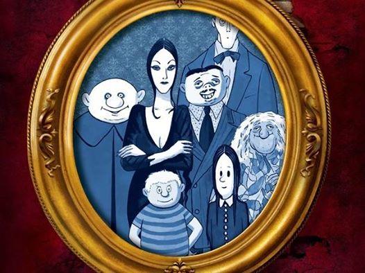 Addams Family Foxcroft School Middleburg VA