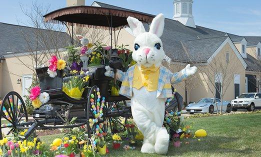 Salamander Resort & Spa Middleburg VA Easter