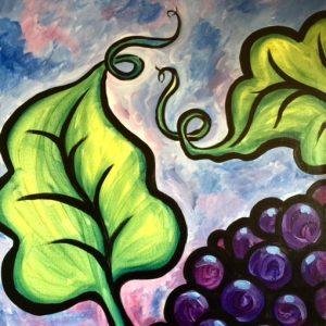 PaintNite! Three Fox Vineyards