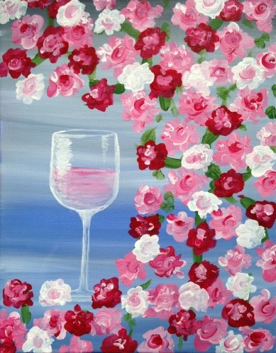 PaintNite! Three Fox Vineyards