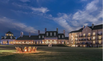 Salamander Resort Spa Middleburg VA Outdoor Cinema