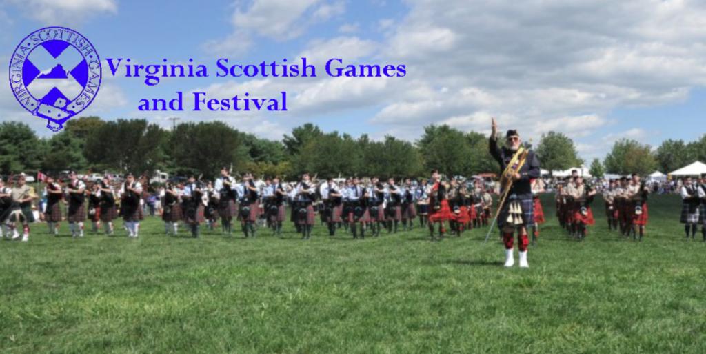 Virginia Scottish Games