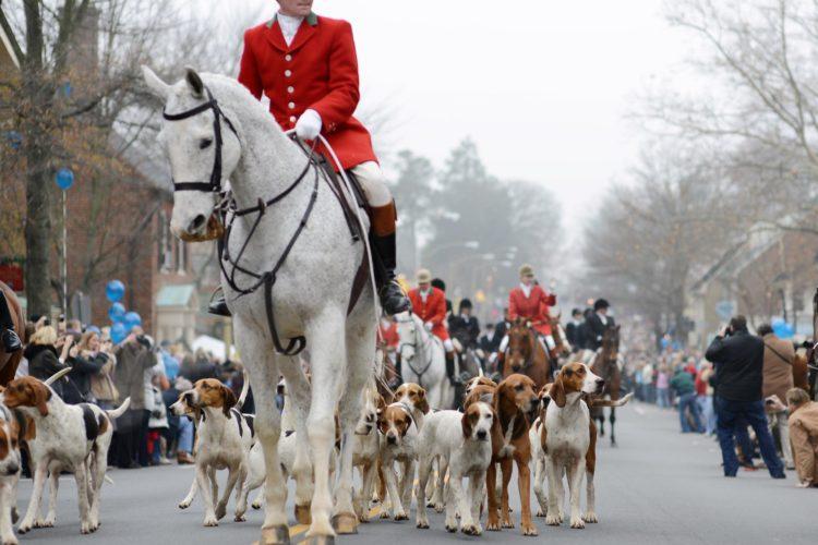 Christmas in Middleburg VA