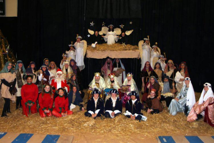 Foxcroft Christmas Pageant Middleburg VA