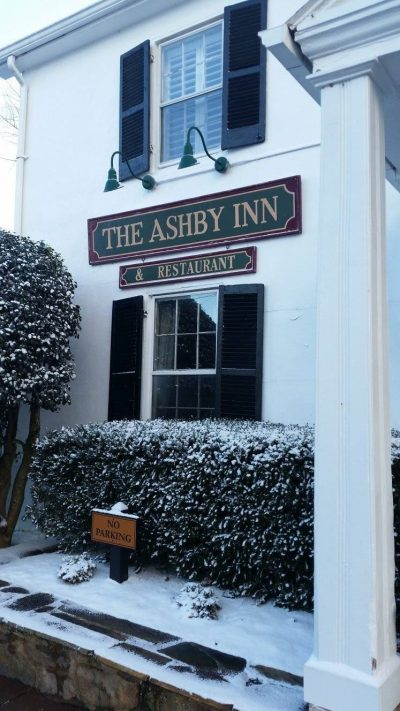Ashby Inn Paris VA