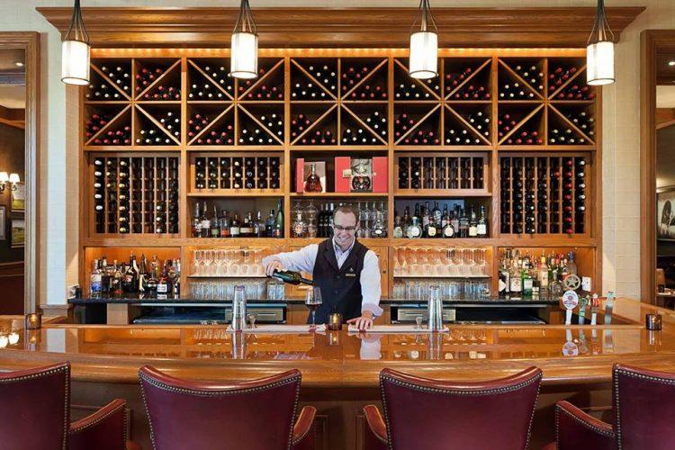 Gold Cup Wine Bar Salamander Resort & Spa Middleburg VA