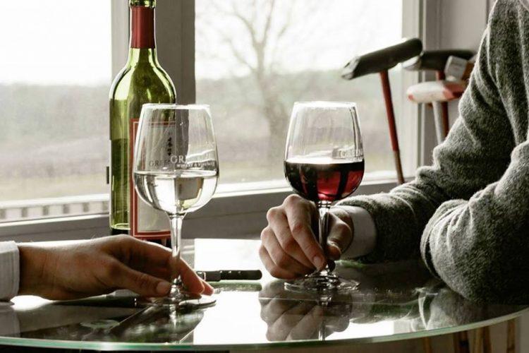 Greenhill Winery & Vineyards Middleburg VA