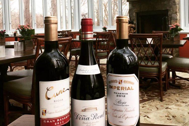 Spanish Wine Dinner at Goodstone Inn & Restaurant Middleburg VA