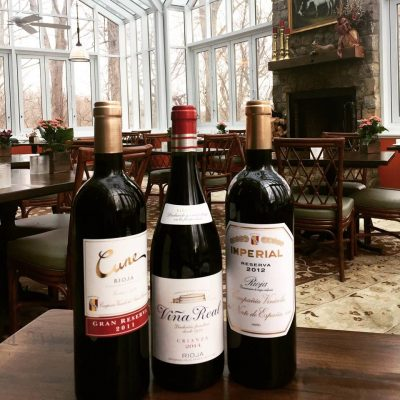 Spanish Wine Dinner at Goodstone Inn & Restaurant Middleburg VA