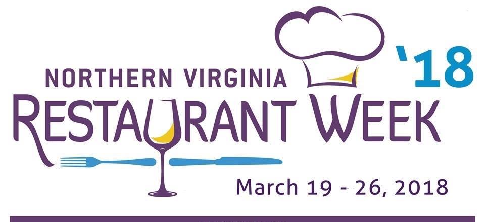 Restaurant Week Northern Virginia March