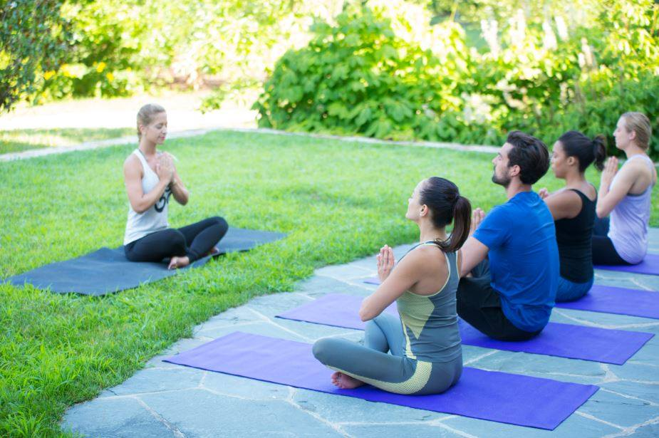 Salamander Resort & Spa Middleburg VA yoga