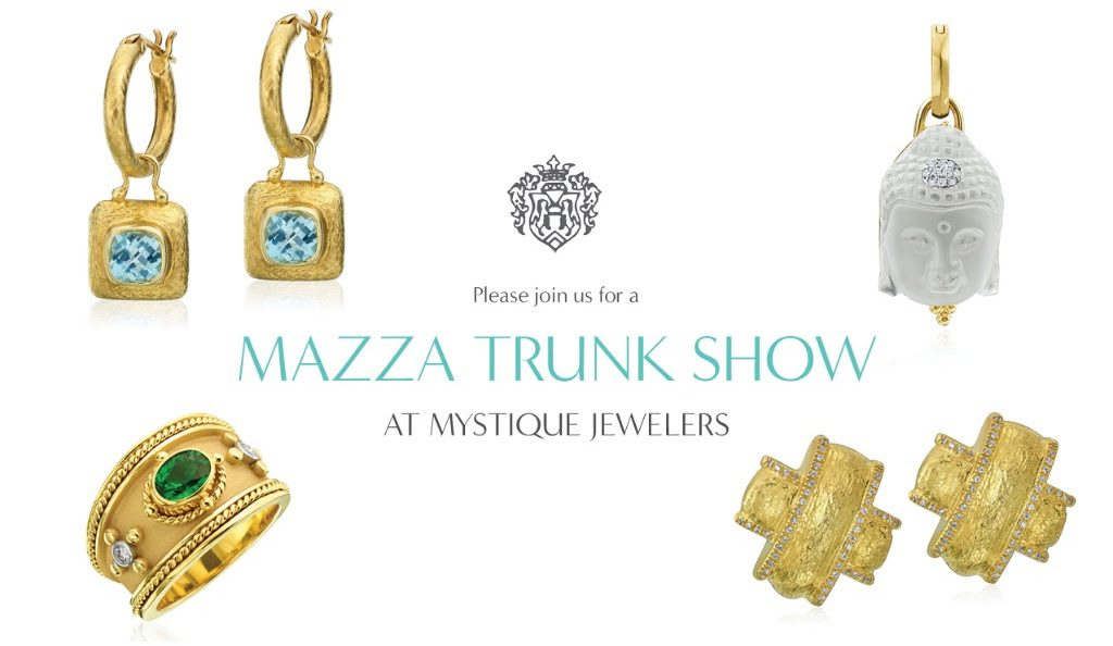 Mazza Trunk Show Mystique Jewelers Middleburg VA