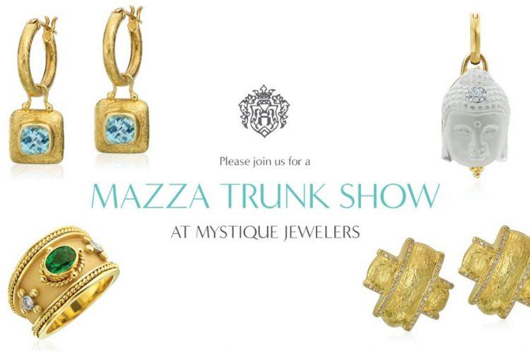 Mazza Trunk Show Mystique Jewelers Middleburg VA