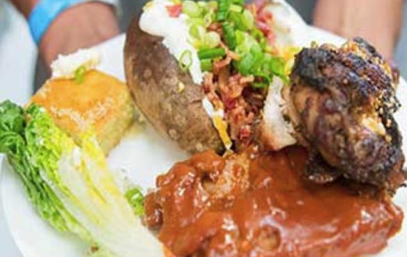Salamander Resort 4th July BBQ