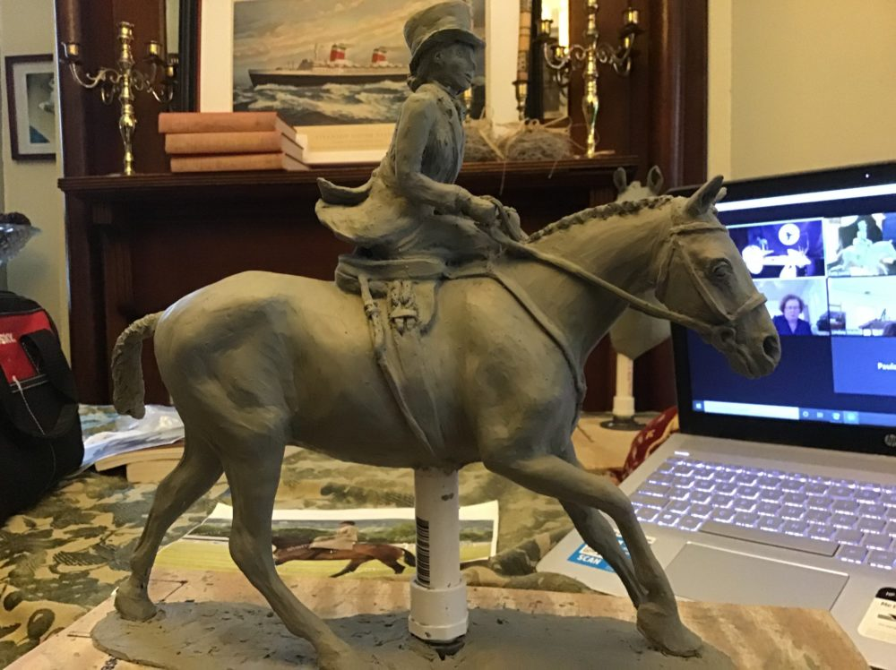 Virtual Equine Sculpting Workshop with The Artists in ...