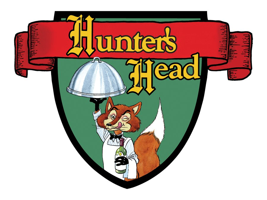 hunter's head
