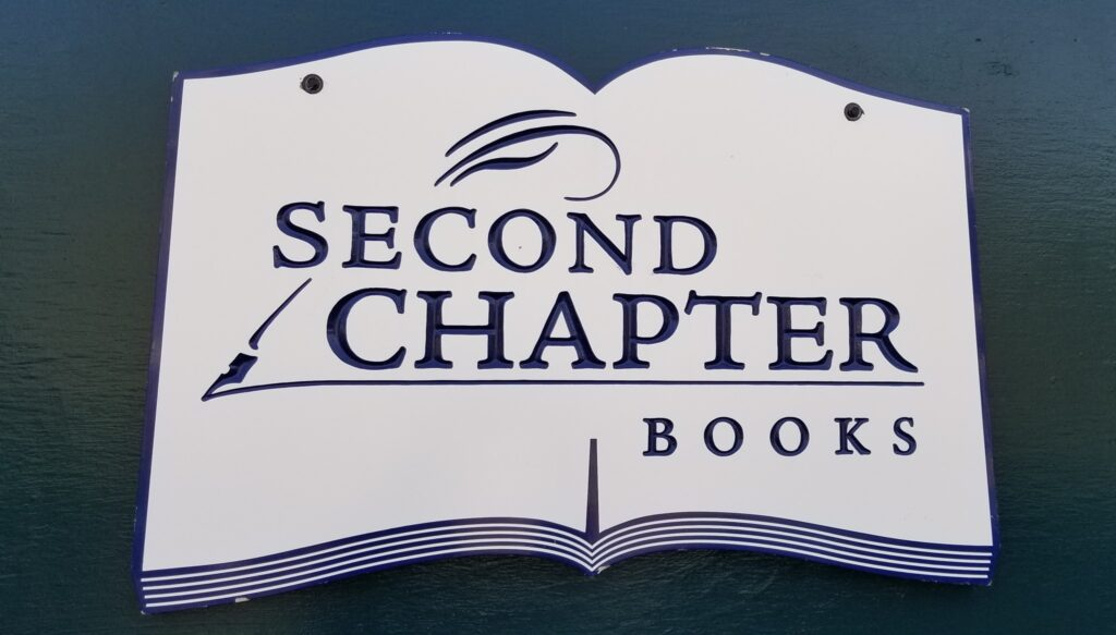 Second Chapter Books