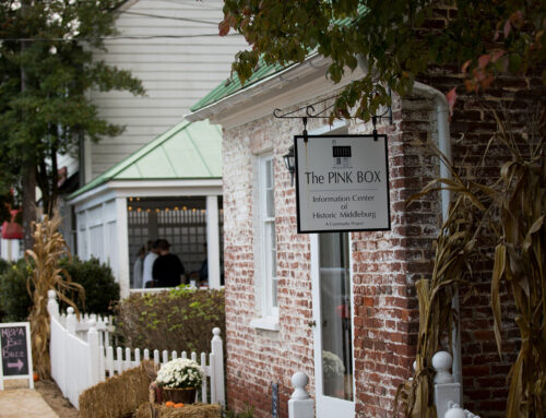 Middleburg Prepares for Holiday Festivities